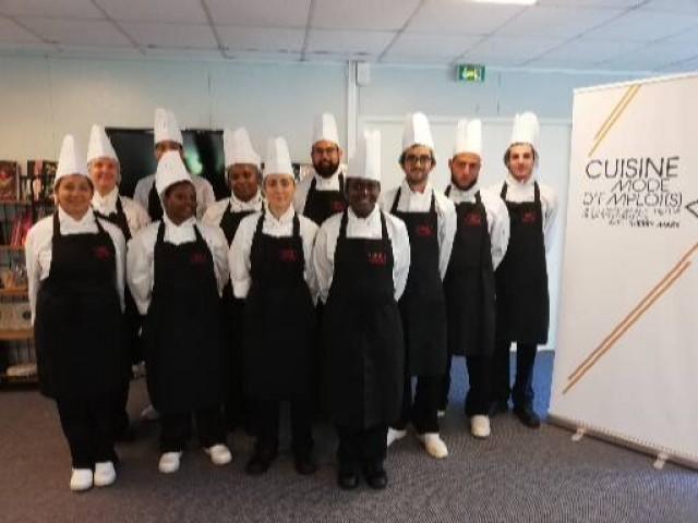 Collège Culinaire NOUVELLE RENTREE - NOUVEAUX ELEVES